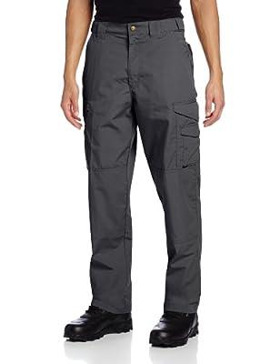 TRU-SPEC Men's 24-7 Series Original Tactical Pant, Charcoal Grey, 36W 34L