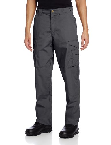 TRU-SPEC Men's 24-7 Series Original Tactical Pant, Charcoal Grey, 36W 30L