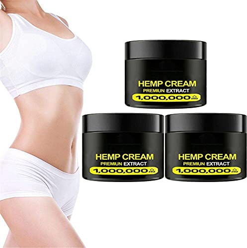 Cellulite Removal Body Fat Burning Cream - Anti Cellulite Slimming Cream, Waist and Belly weight Losing Cream, Hot Cream Slimming Cream for Weight Loss (3PCS)