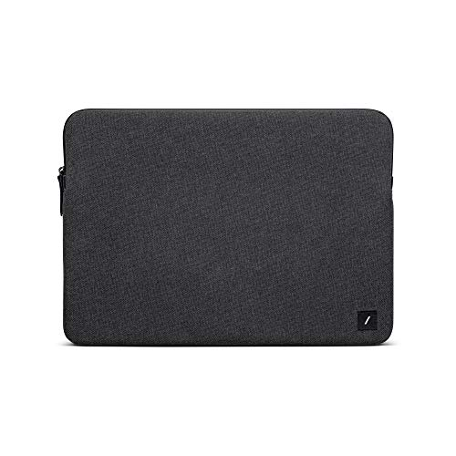 """Native Union Stow Lite MacBook Sleeve 16"""" – Minimalist Slim Sleeve with 360-Degree Protection – Compatible with MacBook Pro 15' (2016-2019), MacBook Pro 16"""" (Slate)"""