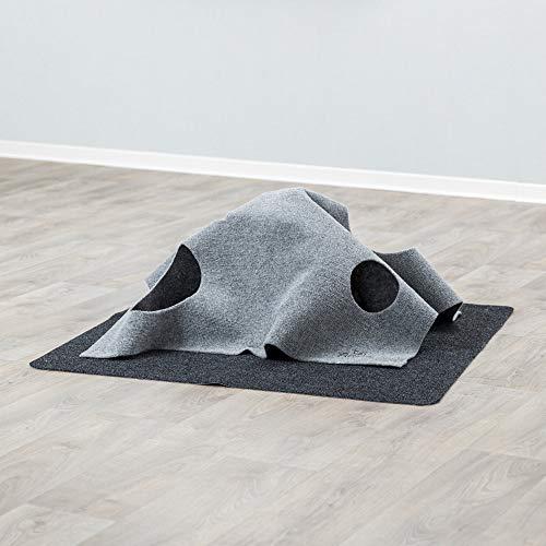 Trixie Cat Activity Adventure Carpet, poliéster/TPR, 99 × 99 cm
