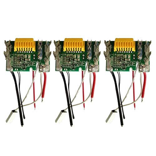 Homyl 3pcs Panneau de Carte PCB de Batterie Carte de Protection pour