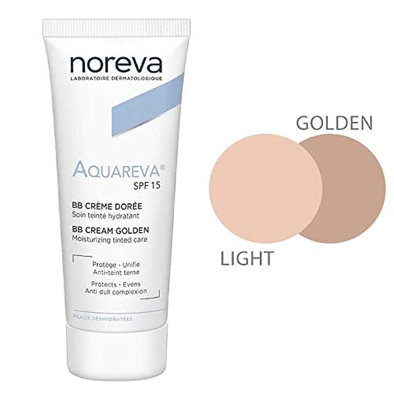 ウォルターカニンガムわがまま抗生物質Noreva Aquareva Cream Bb Dor Spf15 40ml [並行輸入品]