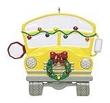 Personalized School Bus Christmas Tree...