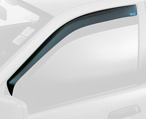 ClimAir 3943 Windabweiser passend für BMW X1 F48 2016, Smoke