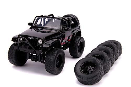 Jada Toys Just Trucks 2007 Jeep Wrangler...
