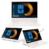 ConceptD 3 Ezel CC314-72G-78LT Notebook con Processore Intel Core i7-10750H, Ram 16 GB, 1024GB PCIe NVMe SSD, Display 14' FHD IPS Touchscreen, NVIDIA GeForce GTX 1650Ti 4 GB, Windows 10 Professional