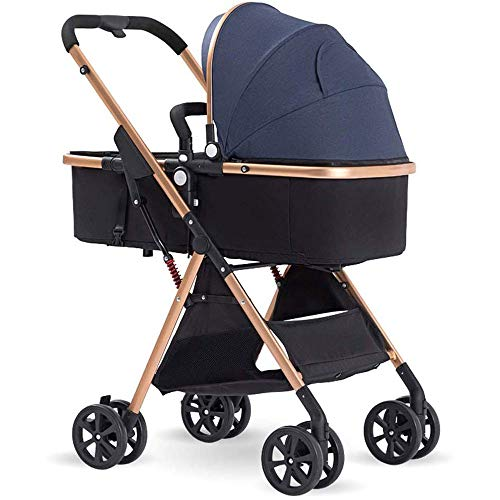 Read About YTPB Baby Stroller for Newborn and Toddler - Convertible Stroller Compact Single,Baby Str...