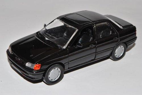 Schabak Ford Orion Limousine Escort Schwarz 1991-1998 1/43 Modell Auto