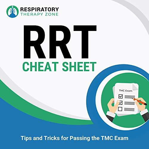 Respiratory Study Guide: RRT Cheat Sheet cover art