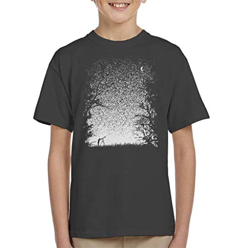 Cloud City T-shirt 7 pixels Stargazing Kid's