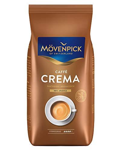 MÖVENPICK Caffè Crema 1000 g ganze Bohne