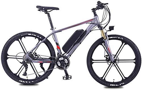 Bicicleta de montaña eléctrica, Eléctrica bicicleta de montaña, 350W 26