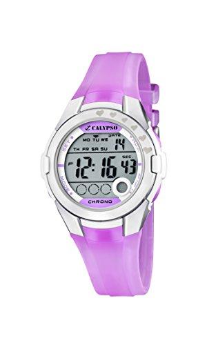 Calypso Chrono - Reloj digital infantil...