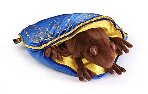 HARRY POTTER Peluche y Almohada de Rana de Chocolate