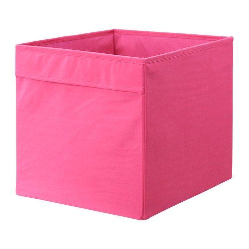 Ikea Drona Aufbewahrungsbox, Rosa, passend für das Expedit Regal rose