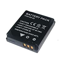 【バッテリー 単品】 RICOH DB-65 互換 バッテリー GR DIGITAL IV III / G700 G600 GX200 等 対応