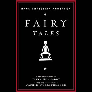 Fairy Tales audiobook cover art
