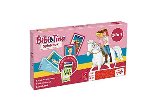 Ass Altenburger 22505223 Bibi&Tina Spielebox