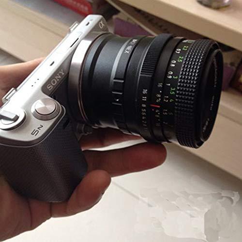 Greatangle-UK Equipo fotográfico Metal M42 a E-Mount Nex Adaptador Tornillo Lente para Sony