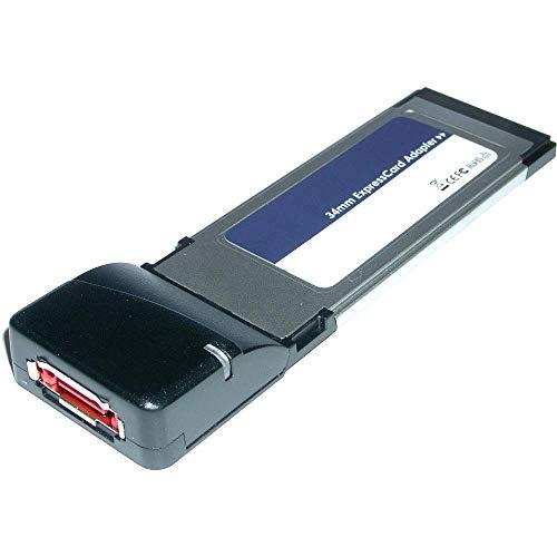 BeMatik - Adaptador ExpressCard a eSATA (1-Port 34mm) SIL3531