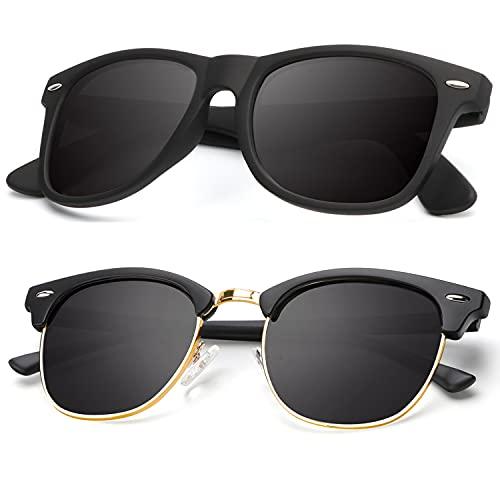 Polarized Unisex Designer Sunglasses