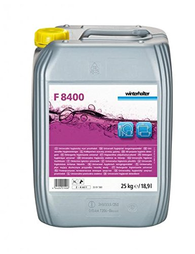 Winterhalter F8400 Geschirrspülmittel