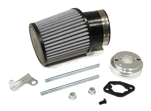 The ROP Shop | Inlet Air Filter Kit for Coleman Trail CT200U Mini Bike Engines Motorsports