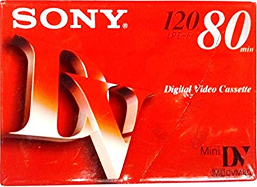 Buy Discount Sony DVM-80PR - 80 Minute Premium MiniDV Tape