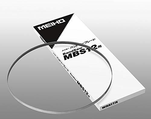 ワキタ バンドソー替え刃 (10/14)山 1枚入り MBS12用純正
