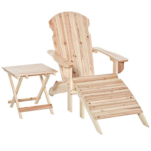 fauteuil adirondack leclerc