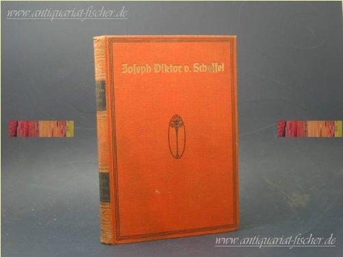 Sämtliche Werke 1. Band Ekkehard / Der Trompeter von Säckingen