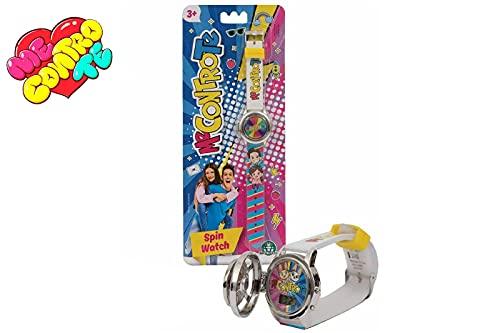 Me Contro Te orologio bambini lcd da polso Spin watch digitale Sofi e Lui