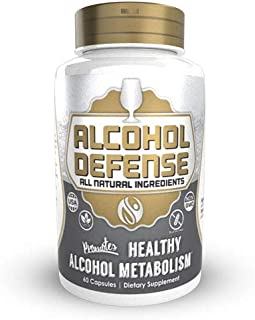 Best alcohol defense supplement Reviews