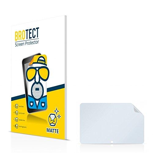 BROTECT Matt Displayschutz Schutzfolie Dell XPS 12 Ultrabook (2014) (Matt, entspiegelt, Anti-Fingerprint-Beschichtung, Blasenfreie Montage, Passgenauer Zuschnitt)