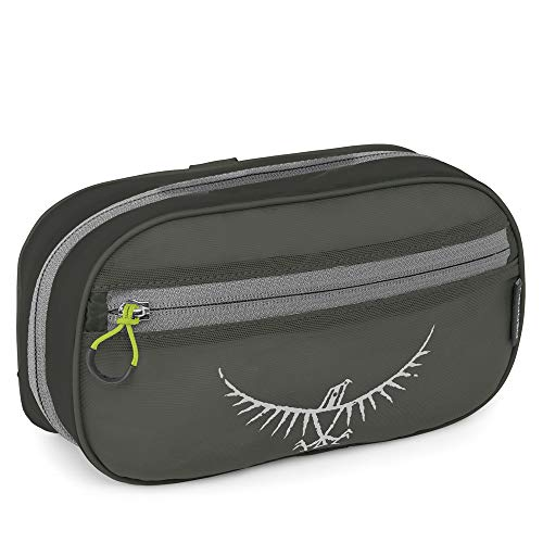 Osprey UltraLight Zip Organizer, Shadow Grey, One Size