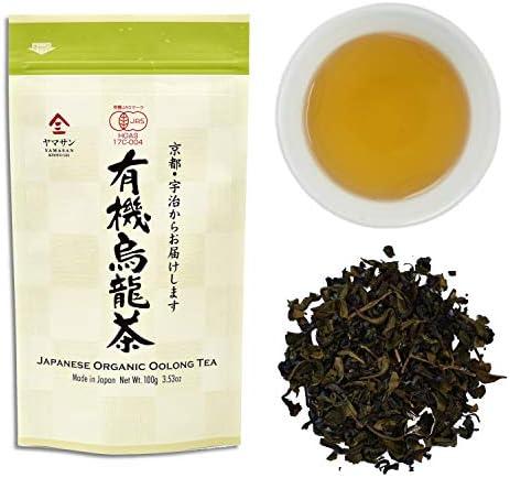 Organic Oolong tea Use of Japanese tea leaves 100g product image
