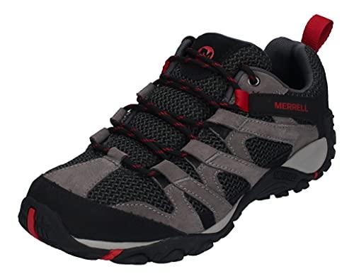 Merrell in Übergröße Hiking-Schuhe ALVERSTON Charcoal, Größe:47 EU