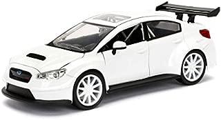 Jada Toys Fast & Furious 8 Diecast SUBARU WRX STI Vehicle (1: 24 Scale)