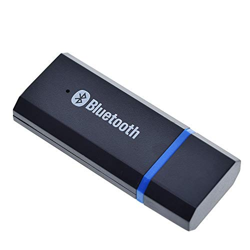 DIY Reemplace los accesorios Bluetooth 5.0 Audio Transmisor Receptor Mini Bluetooth estéreo de 3,5 mm AUX RCA Adaptador USB inalámbrico Kit for PC TV del coche de Jack