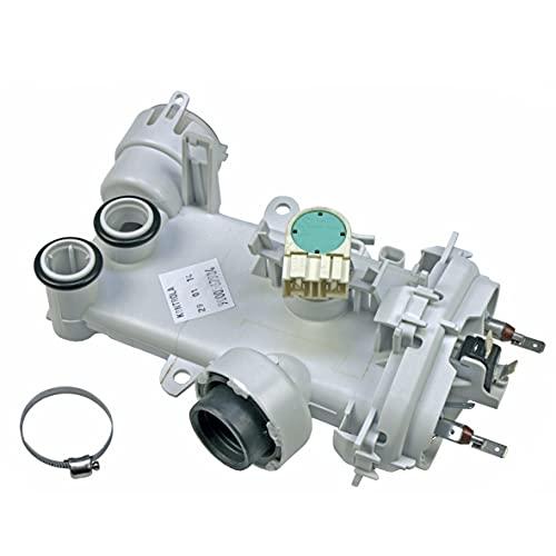 Bosch Siemens 652216 00652216 ORIGINAL Durchlauferhitzer Heizung Durchflussheizung Heizelement Spülmaschine Geschirrspüler