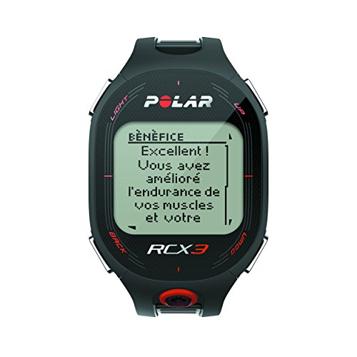 Cheapest Prices! Polar RCX3M Bike computer with heart monitor black