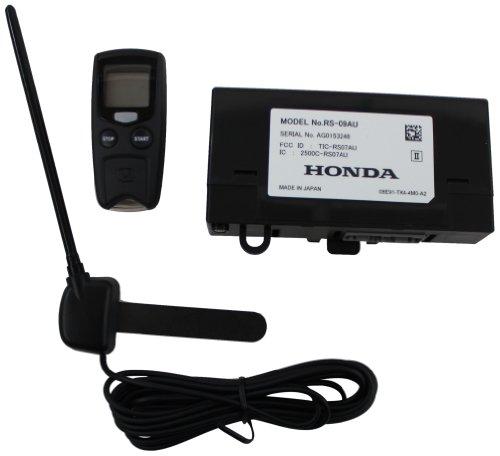 Honda Genuine Accessories 08E91-E22-101A Remote Engine Starter