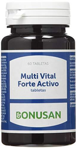 BONUSAN - MULTI VITAL FORTE ACTIVO 60tab BONUSAN