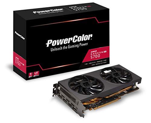 PowerColor Radeon RX 5700 8192MB,PCI-E,DVI,HDMI,3xDP