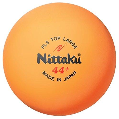 ニッタク Nittaku ニッタク ニッタク Nittaku 卓球 ボール 練習 ラージボール スター プラ44 ダース入り NB-107