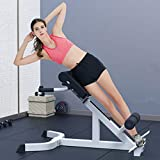 Best Hyperextension Benches - Back Hyperextension Bench Roman Chair Back ,Adjustable Bench Review