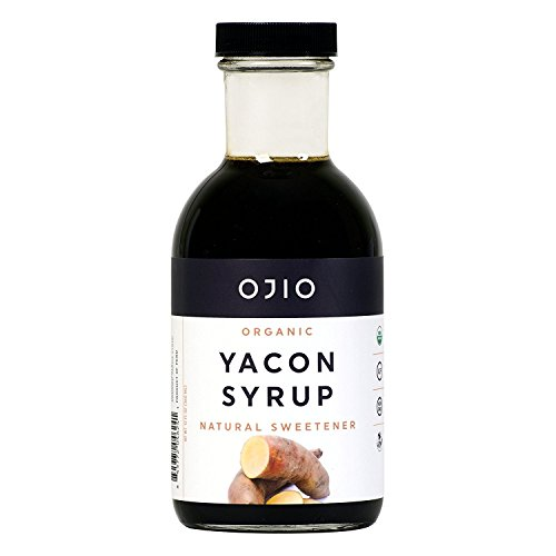 Ojio Organic Yacon Syrup - 12 oz