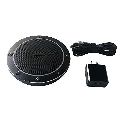 Bluetooth Speakerphone Conference Speak Phone 360° Voice Pickup Microphone Call Center for Business Home Office
