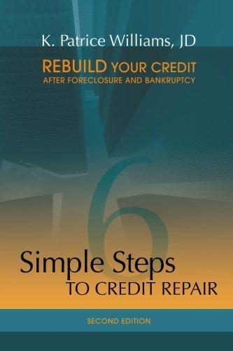 6 Simple Steps to Credit Repair: Rebuild your Credit